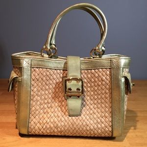 Coach spring bag